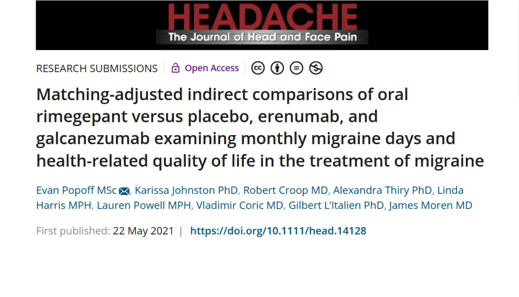 A new publication from members of the Broadstreet team and colleagues